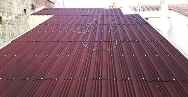 Instaladores de cubiertas para tejados - Cubiertas vegetales para tejados ...